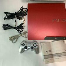 Sony PS3 body PlayStation3 320GB Scarlet Red