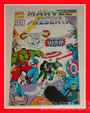 MARVEL COMICS PRESENTA 21 Marvel 1994 Infinity War