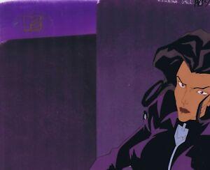 AEON FLUX Original Production Cel Cell Animation Art MTV Liquid TV 90's Purple