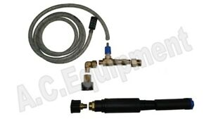 Sanitizer High Pressure Foam kit - Spitwater Jetwave Kerrick