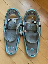 L.L.Bean snow shoes winter walker 19 inch youth women's 50-110 lbs.