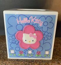 RARE! Cute Vintage Sanrio Hello Kitty Tissue Holder