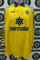 maglia calcio PARMA STOICHKOV 1995 96 TG XXL shirt maillot camiseta trikot
