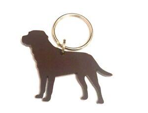 Labrador Hund Schlüsselanhänger Schlüsselbund Taschen Charme Reißverschluss