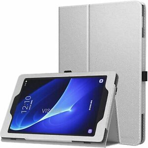 Leather Flip Stand Case Cover For Samsung Galaxy Tab A 10.1 SM-T510 T515 - 2019