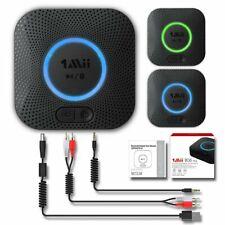 1Mii B06 Plus Bluetooth Hifi Audio Adapter Aux 3,5 mm Klinke Chinch Empfänger DE
