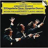 Brahms: 21 Hungarian Dances, , Very Good