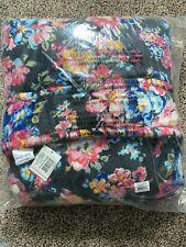Vera Bradley Travel Blanket Pretty Posies