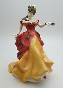 FINE ROYAL DOULTON FIGURE OF THE YEAR 1996 - BELLE - HN 3703 - PERFECT