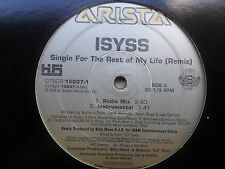 Isyss - Single for the Rest of my Life