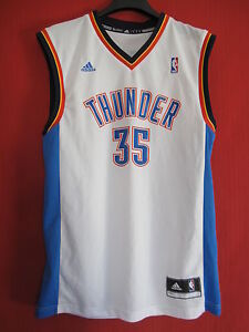 NBA Oklahoma City Thunder Kevin Durant #35 Youth Replica