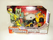 TRANSFORMERS UNIVERSE VOYAGER CLASS  *  HEAVY LOAD  *