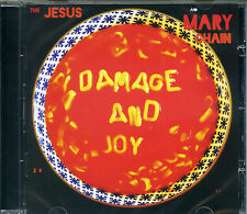 THE JESUS AND MARY CHAIN DAMAGE AND JOY CD NUOVO SIGILLATO