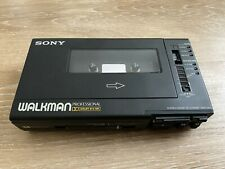 Sony WM-D6C Walkman - Professional Cassette Player and Recorder (REFURBISHED)