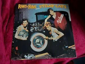 Stray Cats. Rant N Rave Vinyl