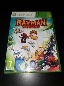 Rayman Origins Microsoft Xbox 360 Game, 1st Class Post