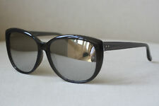 LINDA FARROW GREY LUXE LFL 245 MIRRORED SUNGLASSES