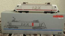 Märklin 3738 H0 Locomotora Eléctrica 12X AEG Br 128 001-5 Epoche 4/5 Digital Y