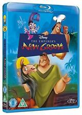 The Emperor's New Groove [Blu-ray] [Region Free], Very Good DVD, , Mark Dindal