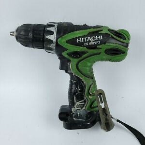 "Hitachi DS12DVF3 12 V Cordless 3/8"" Drill Driver Bare Tool"