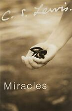 Miracles by Lewis, C. S. Paperback Book The Cheap Fast Free Post