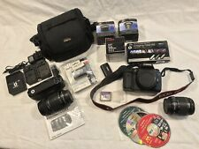 Canon EOS 7D 18.0MP Camera (DS126251) w/ Bundle