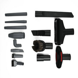 Vacuum Cleaner Accessories Cleaning Flat Suction Brushes Nozzle Attachment Kit