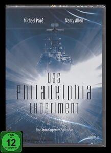 DVD DAS PHILADELPHIA EXPERIMENT - NANCY ALLEN + MICHAEL PARÉ (John Carpenter)