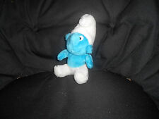 "Smurfs vintage plush toy, Wallace Berries & Co. Inc., Peyo, 1980, 8"", Gd cond."