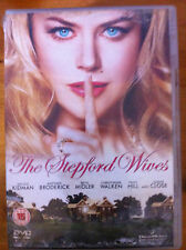 Nicole Kidman Christopher Walken STEPFORD WIVES 2004 commedia Remake UK DVD
