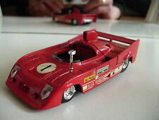 Solido Alfa Romeo 33TT 12 in Red on 1:43