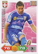 EHRET # SWITZERLAND EVIAN THONON GAILLARD.FC ETG CARD PANINI ADRENALYN 2012