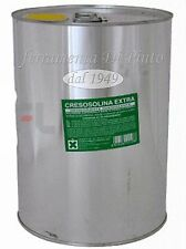 CRESOSOLINA 5 DISINFECTANT CIVIL VETERINARIAN KENNELS STABLES ZOO POOLS CREOLIN