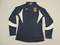 NEW Under Armour Auburn Tigers - Navy Blue Poly Jacket (Multiple Sizes)