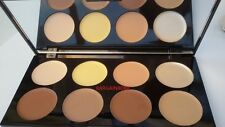 Makeup Revolution  8 Cream Contour Palette Highlighting and Contouring
