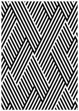Weave Kaisercraft Embossing Folder for Cardmaking, Scrapbooking, etc