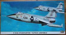 HASEGAWA 1/48 F-104 G STARFIGHTER TAIWAN AIRFORCE