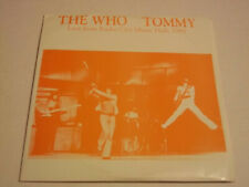 The Who - TOMMY live in radio city NY (1989) 3 LP set not tmoq NM