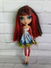 La Dee Da City Girl 10in Doll Outfit Dress Red Stockings Shoes Spin Master 2010
