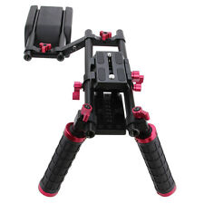 CAMVATE Pro DSLR Shoulder Mount Support Rig Kit Handgrip fr Camera Camcorder