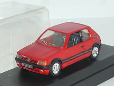 1:43 Solido Made in France Peugeot 205 GTi 1.6 Professionally Detailed Unique