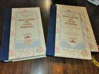 LIBRO:Enciclopedie dei lavori femminili. Ediz. illustrata  Thérèse De Dillmont