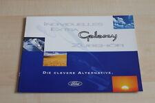 94312) Ford Galaxy Zubehör Prospekt 199?