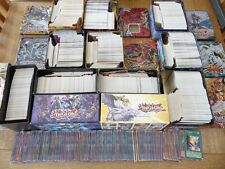 50 CARD YUGIOH STARTER / DECK BUILDER SET INC MONSTERS SPELLS TRAPS RARES HOLOS.