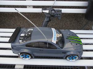 RC Verbrenner Kyosho BMW Glattbahner 1:10