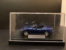 Mazda Roadster Miata 1:43-Sapphire Blue-10th Anniversary-NB MX-5