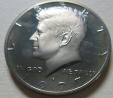 1977 S United States PROOF Kennedy Half Dollars Coin. UNC. (U182)