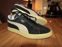 Puma  Suede Classic Designer Trainers - UK Size 5
