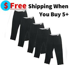 Used Black Uniform Work Pants Cintas, Unifirst, Dickies, Redkap ect