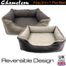 Premium Dog Bed 2-in-1 & Travel Bed Memory Foam | Small 26in 66cm